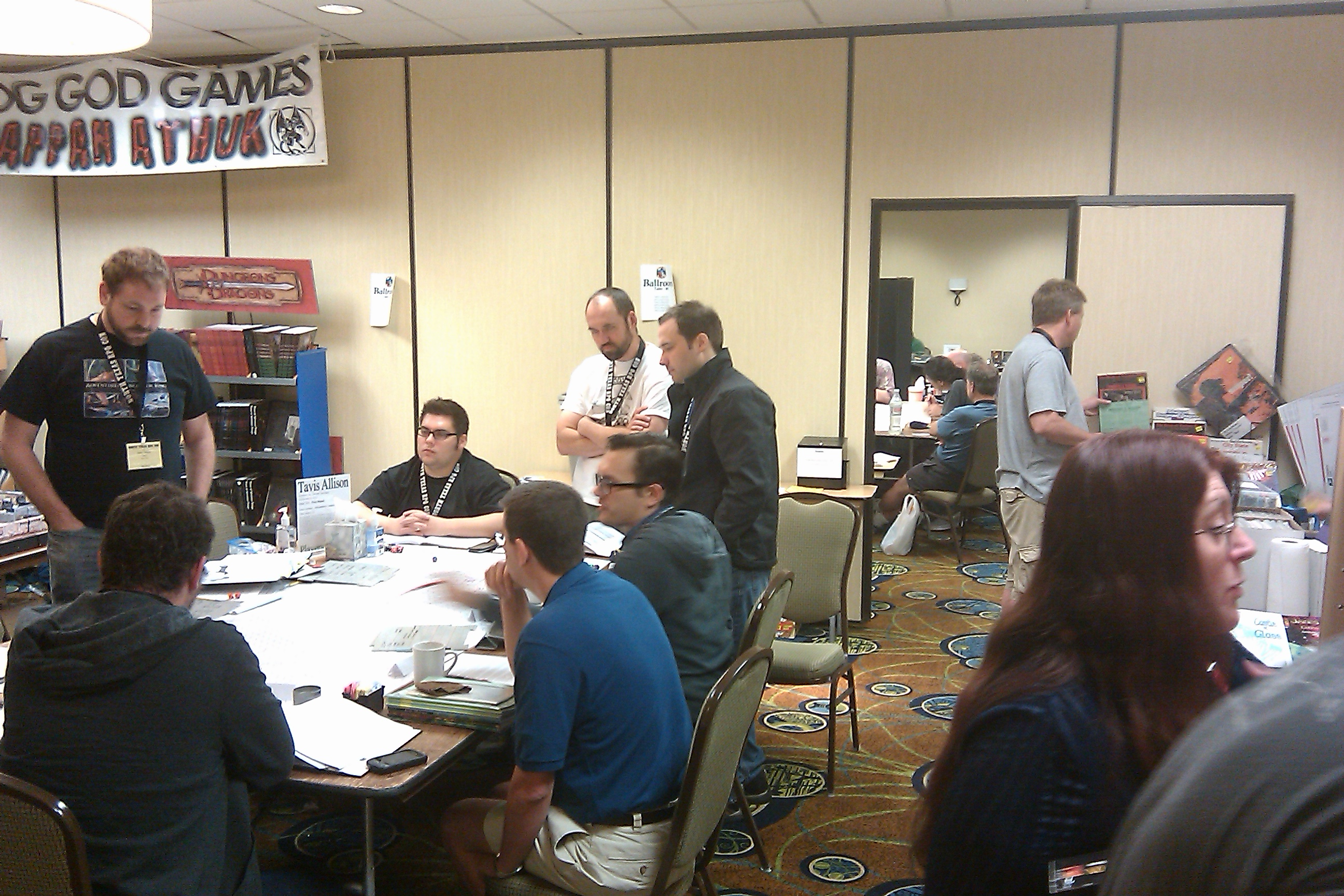 North Texas RPG Con…